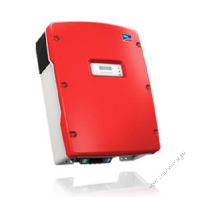 1alphasolar cz sma mini central 6000a 11 sunclix 6000 w grid inverter with transformer. Black Bedroom Furniture Sets. Home Design Ideas